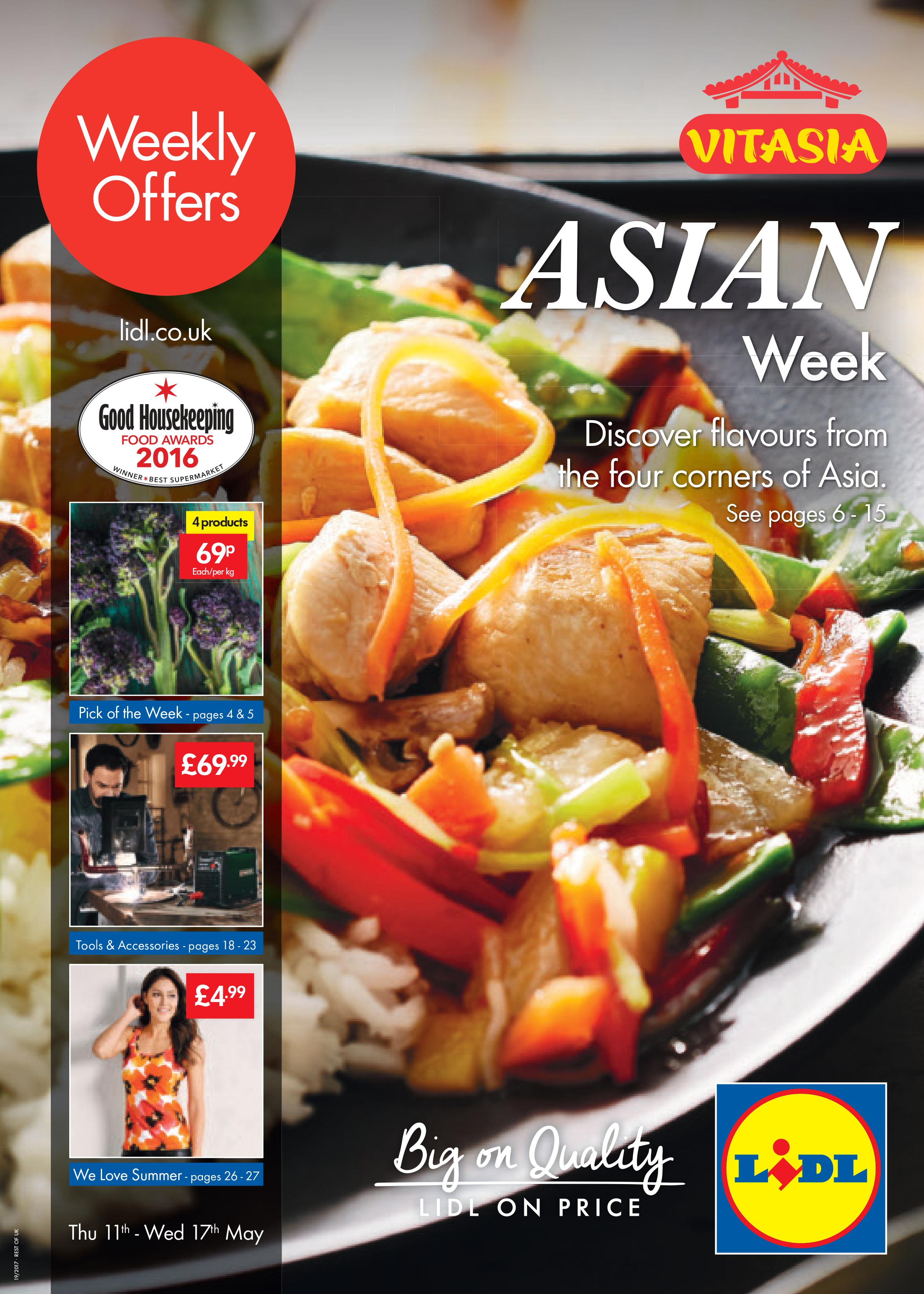 7bf6c9aa1 Home » Lidl Asian Week. Lidl Offers Leaflet 11th May-17th May 2017