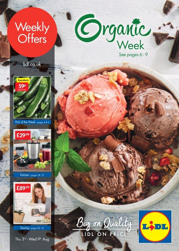 Lidl Offers Leaflet 3rd-9th August 2017 u2026 & Lidl Weekend Offers - Weekly Offers Online