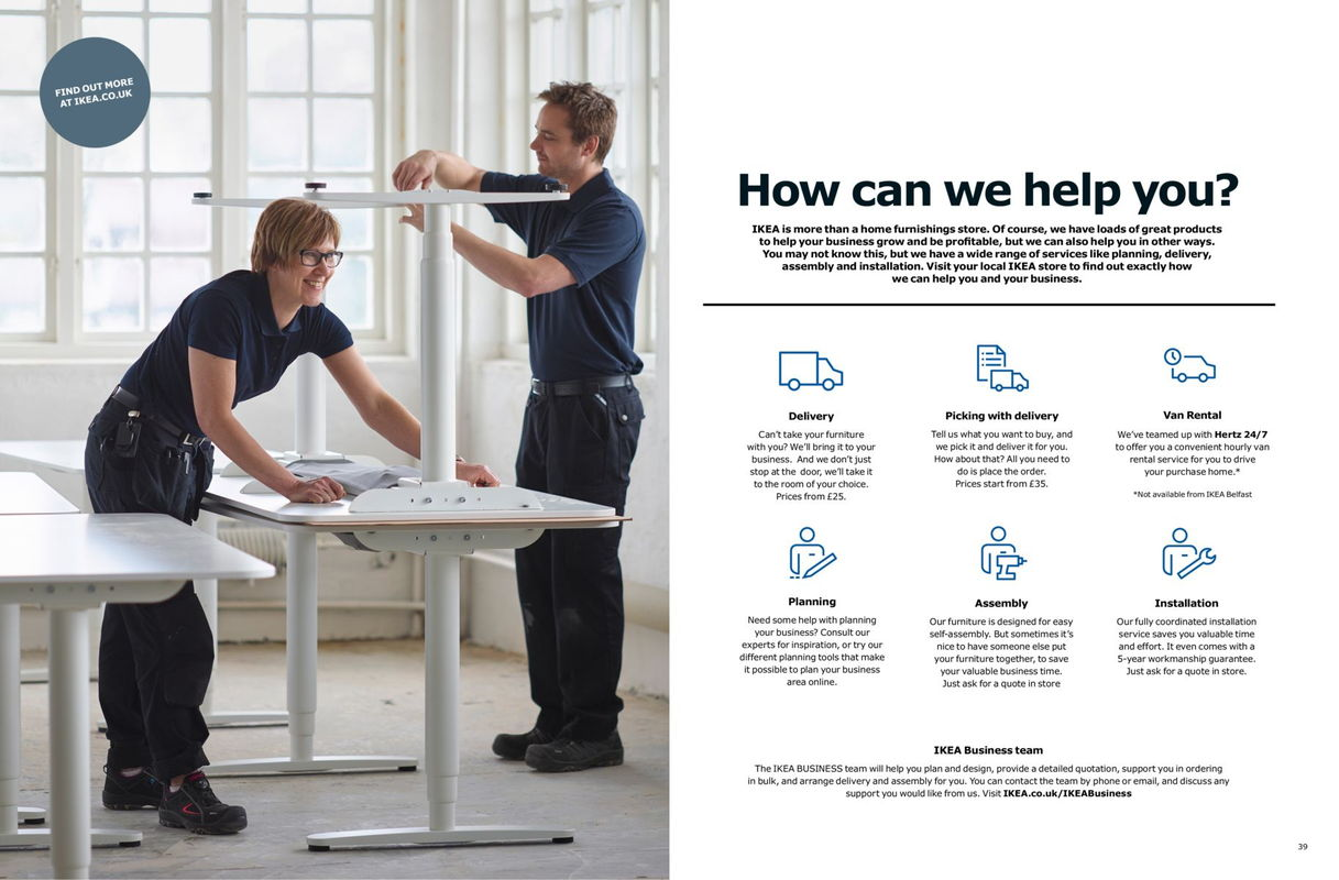 ikea business essay Ikea 1 outline 1 company's overview 2 ikea's business strategy is mainly focused on the company`s aims related to sustainability and environmental concerns.