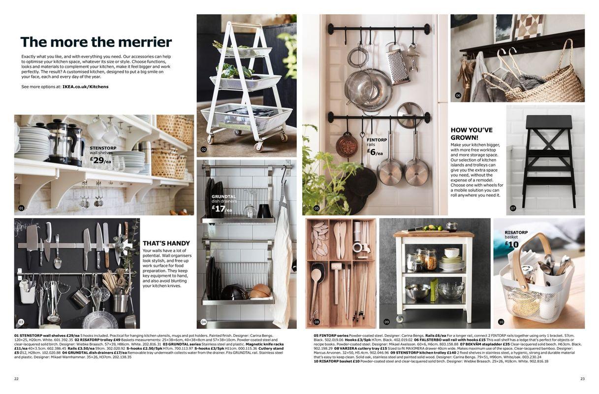 IKEA Kitchen Brochure 2018 - Weekly Offers Online
