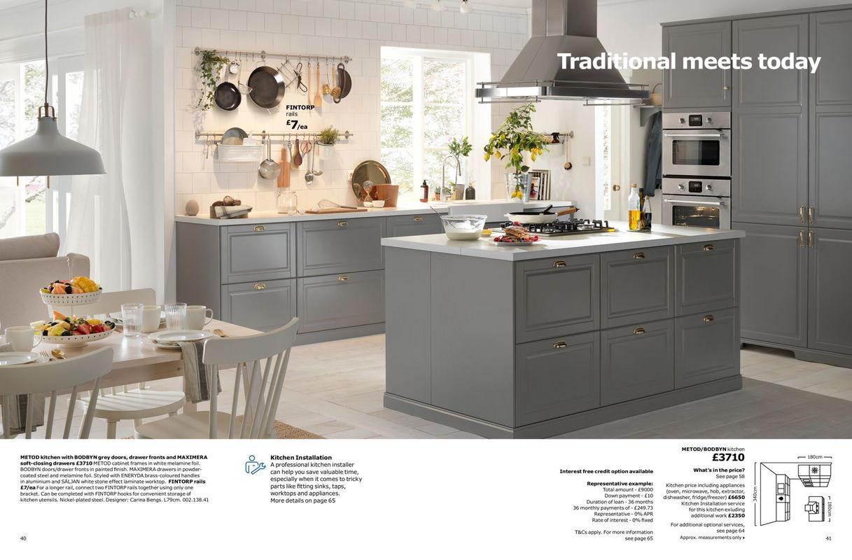 Ikea Kitchen Brochure 2018 Weekly Offers Online